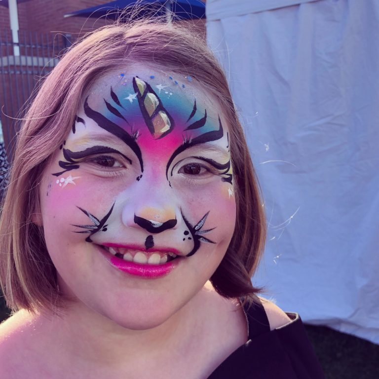 Tempe Face Painting